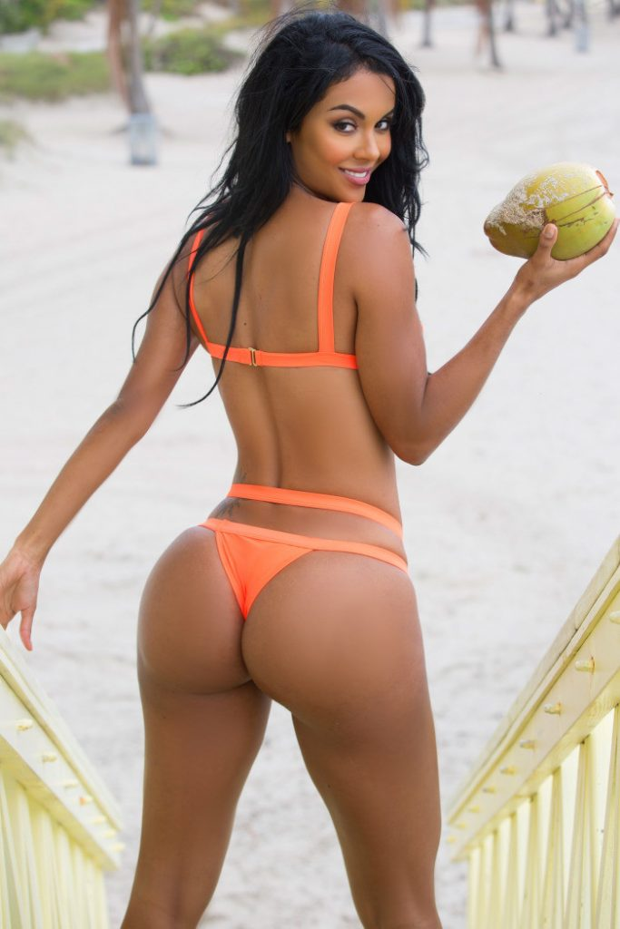 Brazilian Sexy Woman
